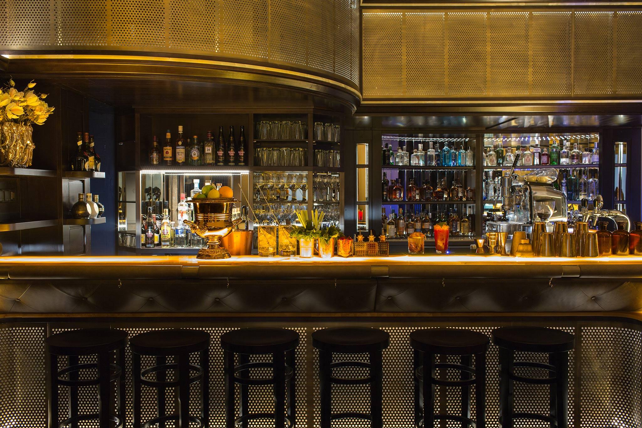 Kleinod«: Neues Bar-Juwel in der Wiener City - Falstaff