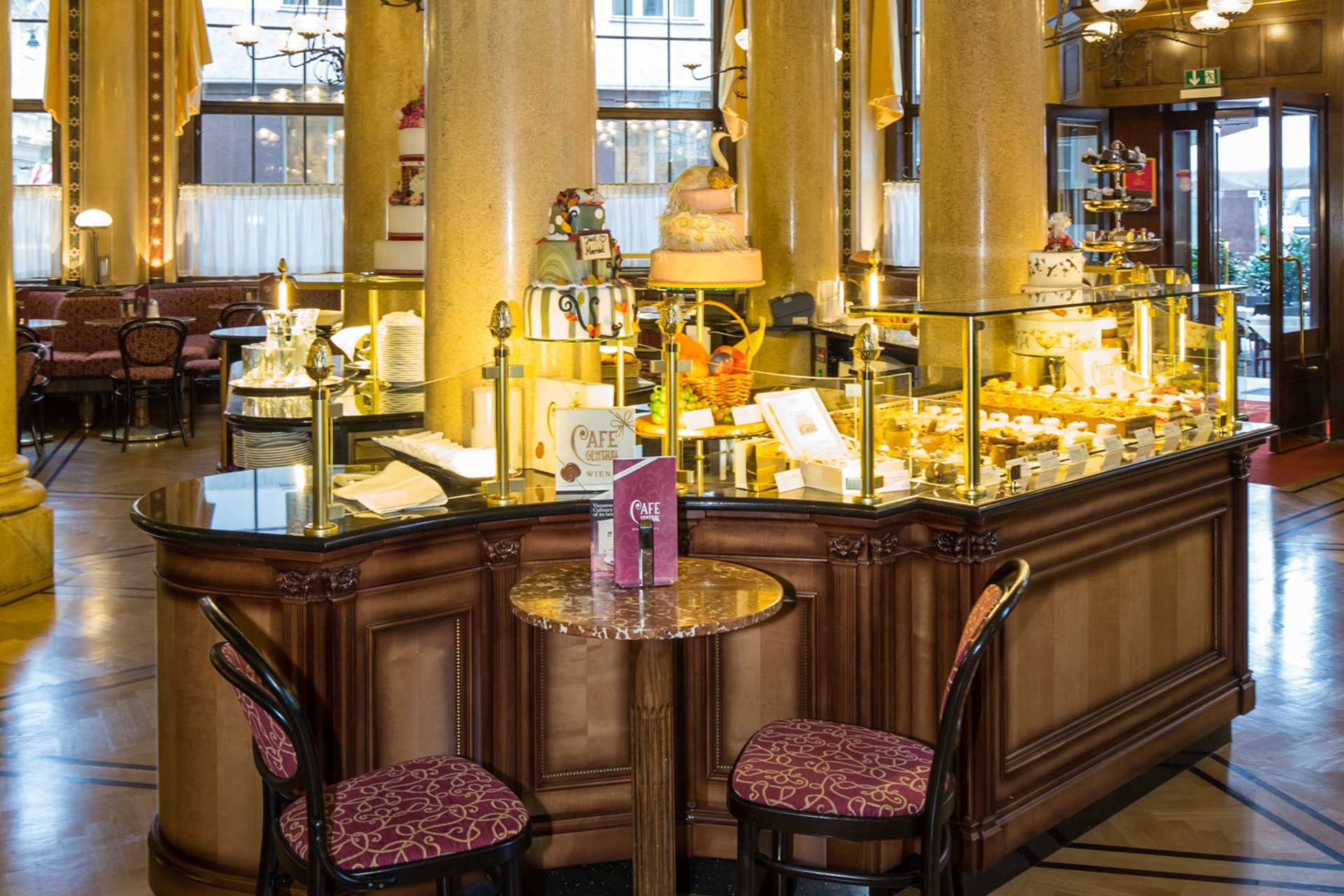 Cafe Pierre Wien Bewertung