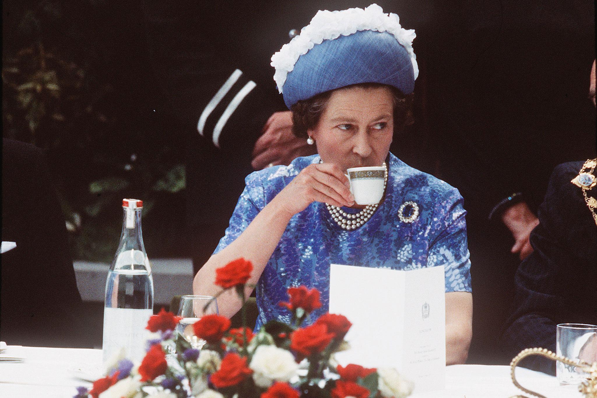 Teatime Geschichte und Wissenswertes   Falstaff