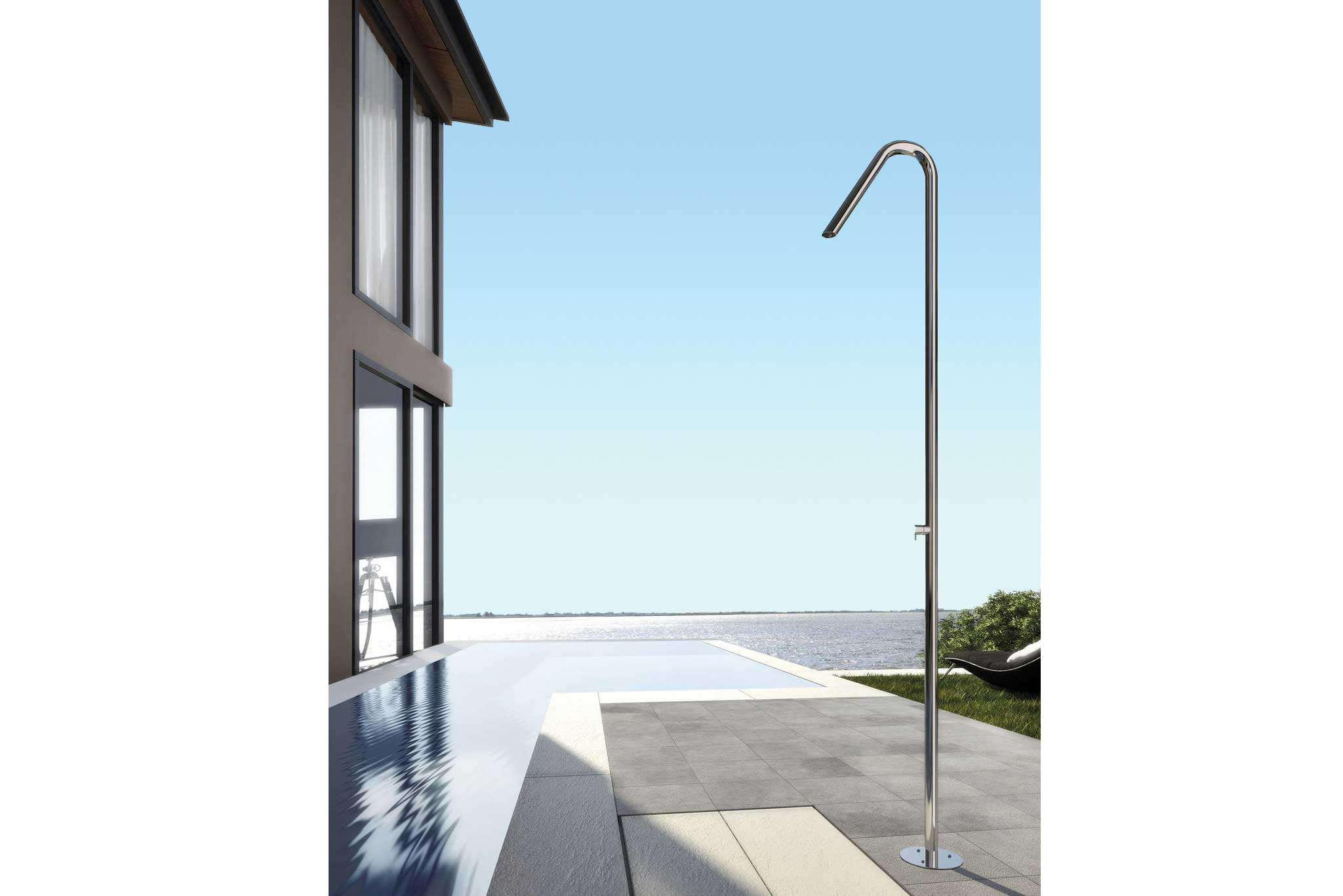 Cool Shower Outdoor Duschen Fur Zuhause Falstaff Living