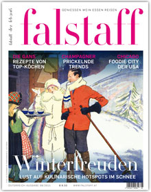 Falstaff Magazin 08/2015