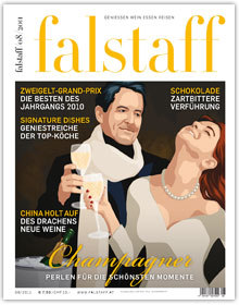 Falstaff-Magazing 08/2011 © Falstaff