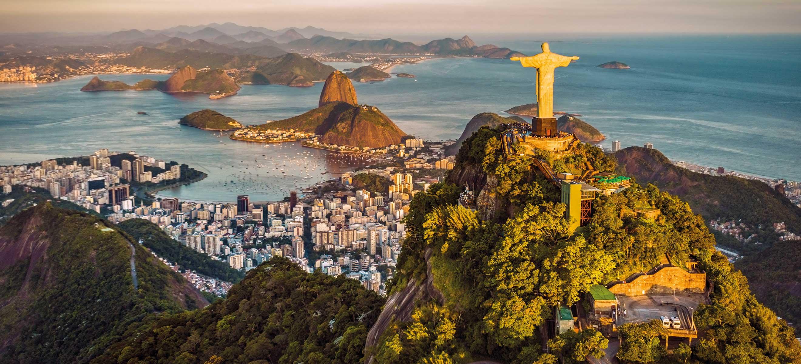 Rio De Janeiro Sterneregen Am Zuckerhut Falstaff Travelguide
