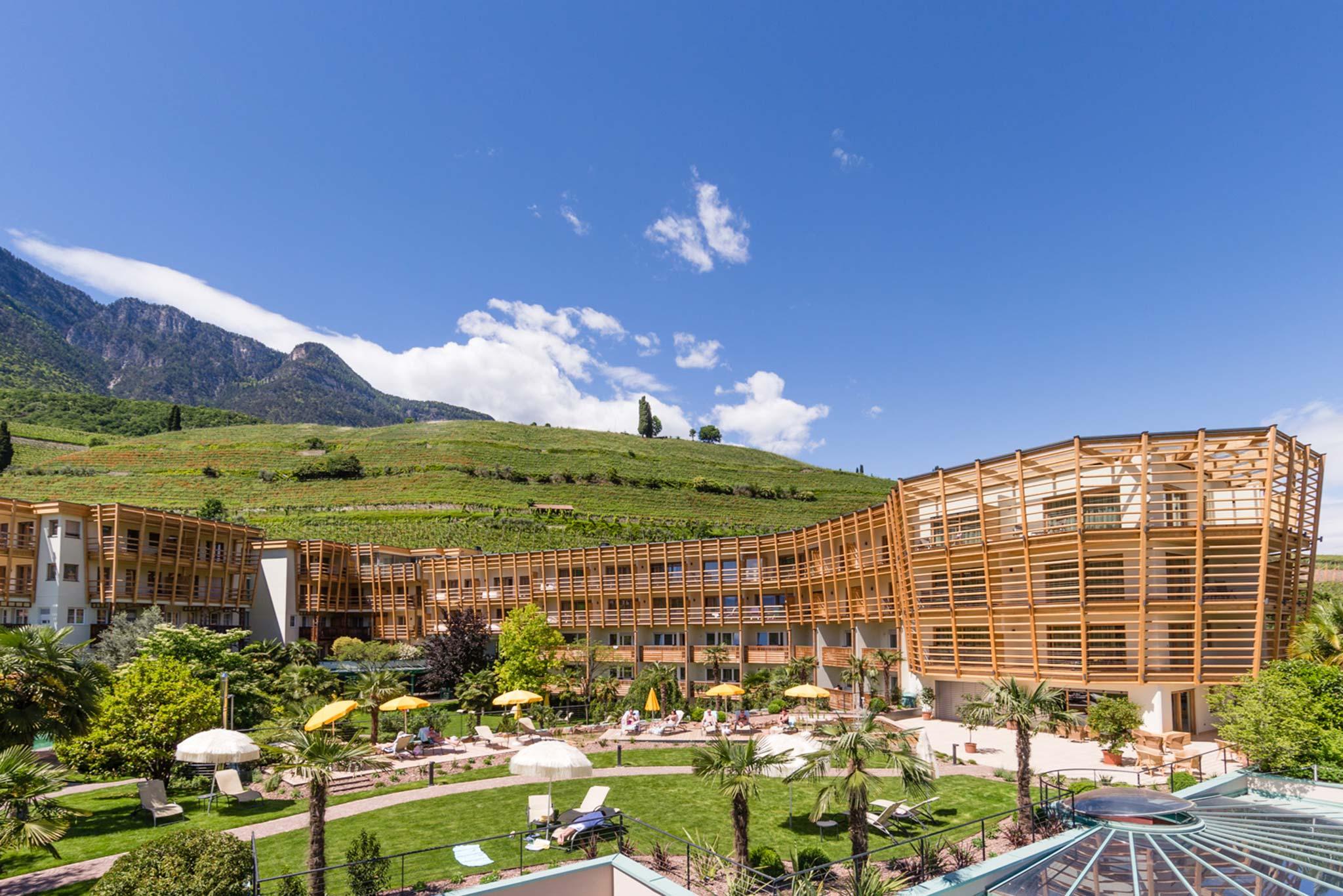 Gewinnspiel vinum hotels s dtirol ankommen genie en for Designhotel suedtirol