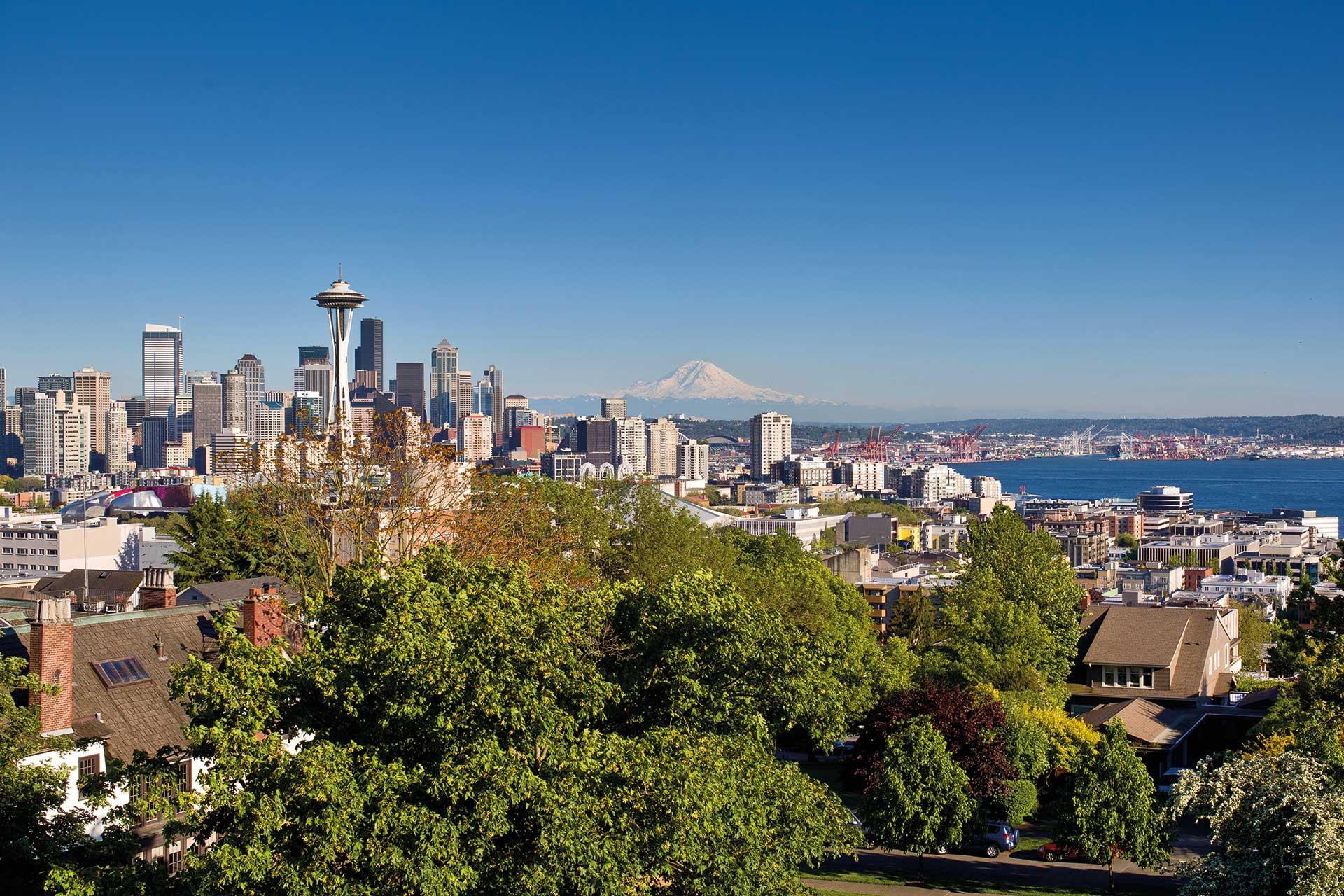 Seattle – Umbruch und Aufbruch - Falstaff Travelguide