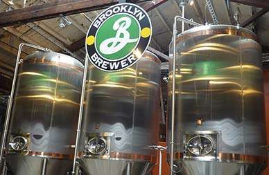 Brooklyn Brewery in New York © Peter Eichhorn