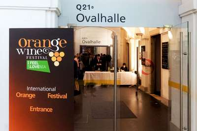 Orange Wine Festival Wien
