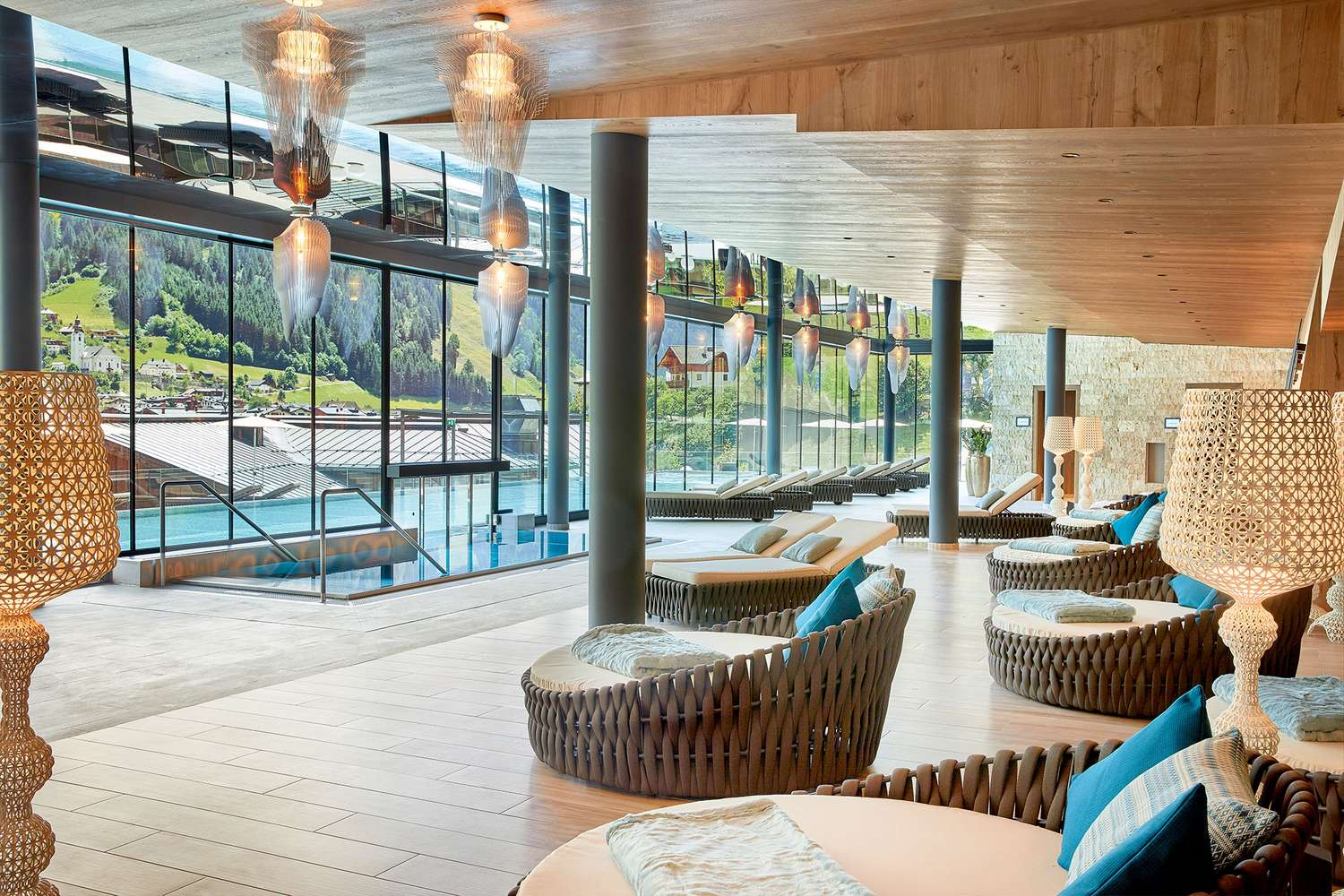 Die Top 10 Wellnesshotels