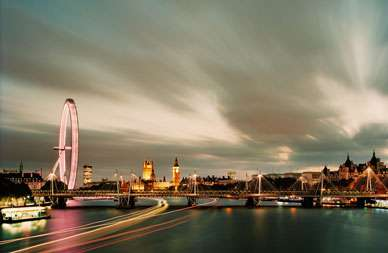 Skyline von London/Foto: Getty Images