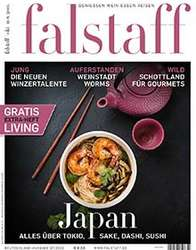 Falstaff Magazin 07/2016