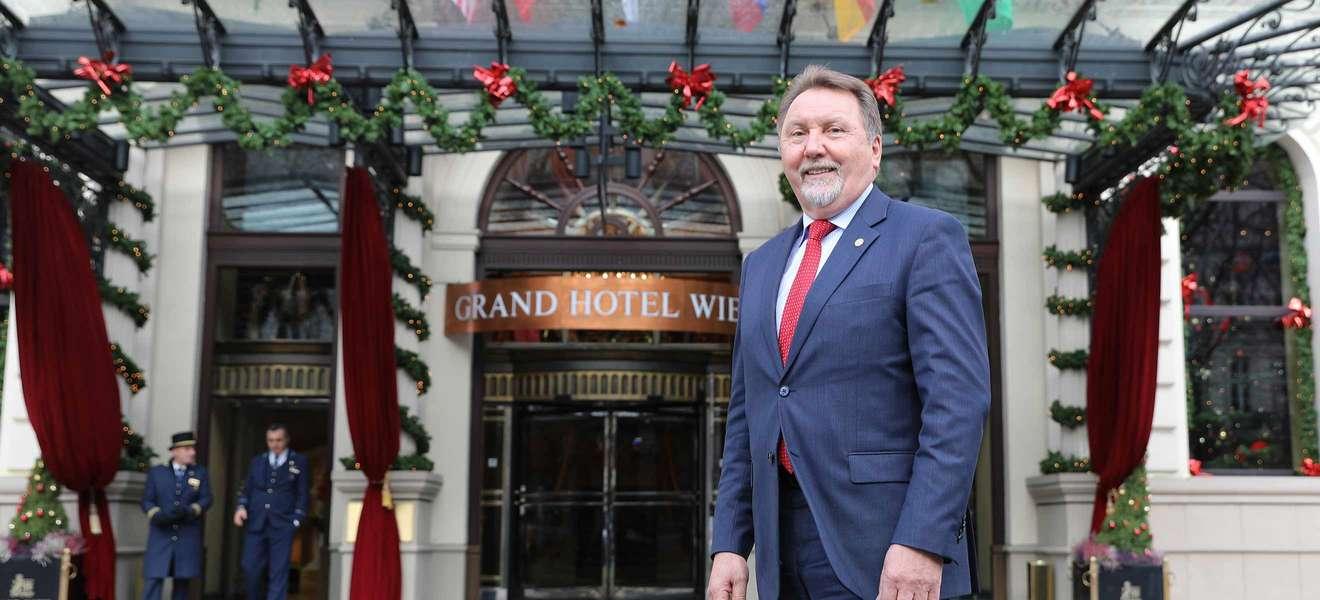 25 Jahre Grand Hotel Wien Fakten Und Anekdoten Falstaff