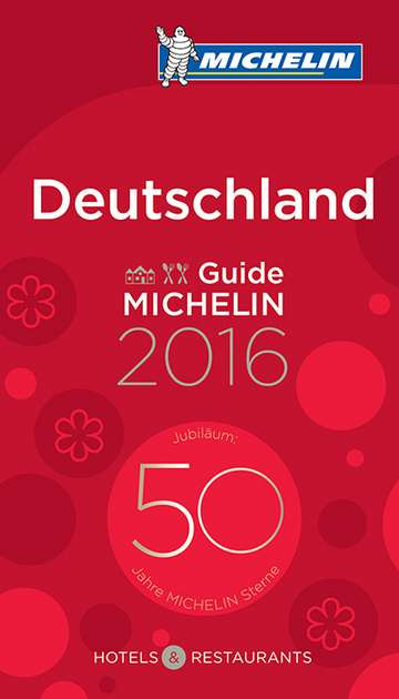 Der Guide Michelin 2016