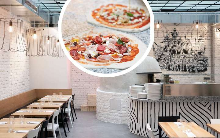 Schicke Pizza: das »Kitch« in Wien.