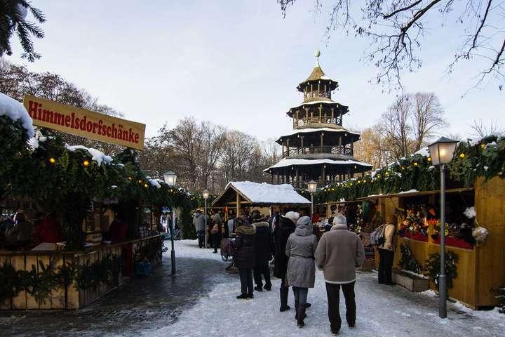 München Weihnachtsmarkt.Top 5 Weihnachtsmärkte In München Falstaff