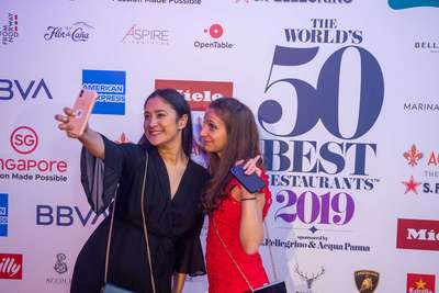 The World's 50 Best Restaurants 2019 Party