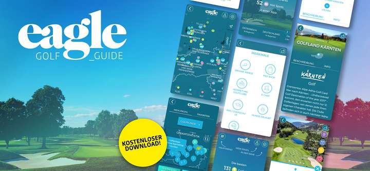 Golfguide gratis downloaden