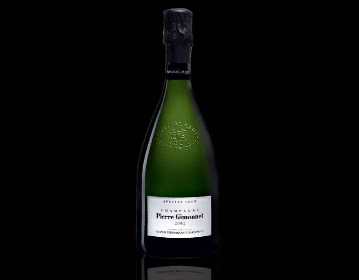2002 Champagne P. Gimonnet & Fils Blanc de Blancs »Special Club« Millesime de Collection