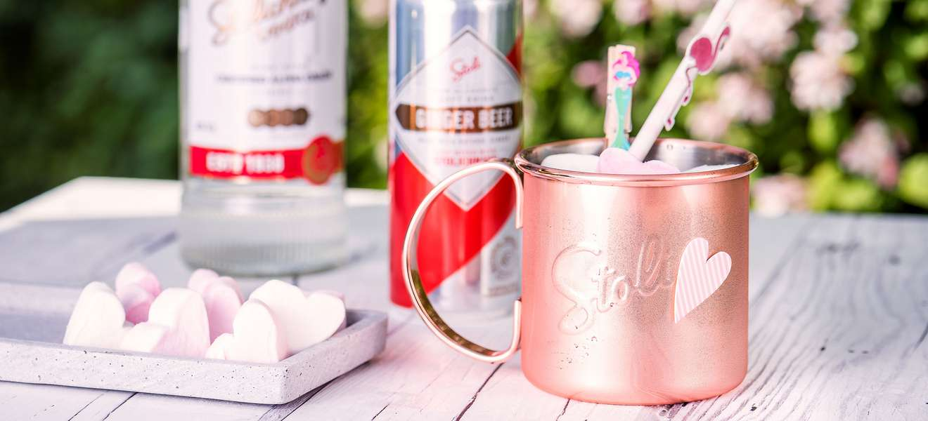 The Stoli® Marshmallow Mule