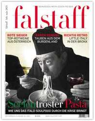 Falstaff Magazin 01/2021