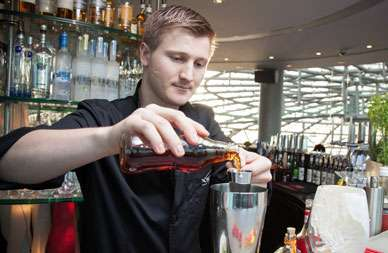 Michael Steinbacher ist »Barman of the Year 2012«