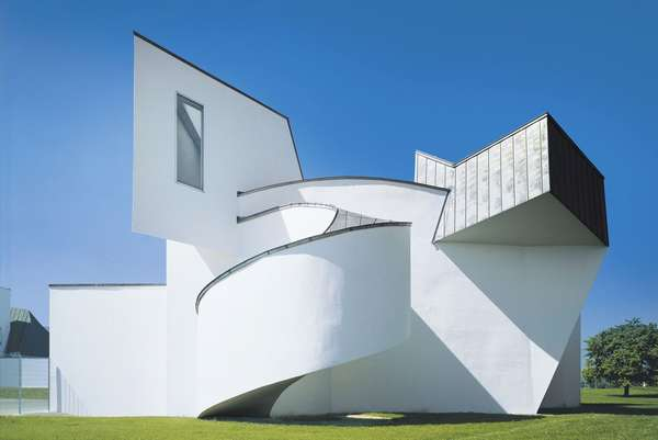 Vitra Design Museum_ Frank Gehry_ 1989