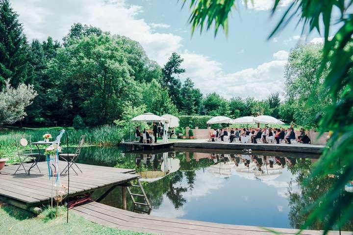 Hochzeit Im Weingut Fitz Ritter An Der Weinstrasse