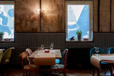 Seven North, Restaurant, Max Brown Hotel, Wien