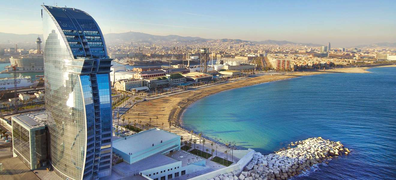 Long Weekend Barcelona Katalanische Rhapsodie Falstaff Travelguide