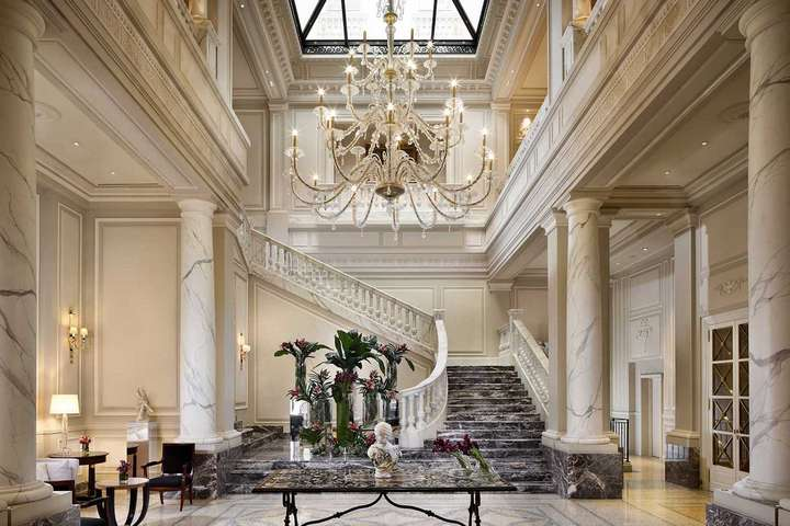 Palazzo Parigi Hotel and Grand Spa