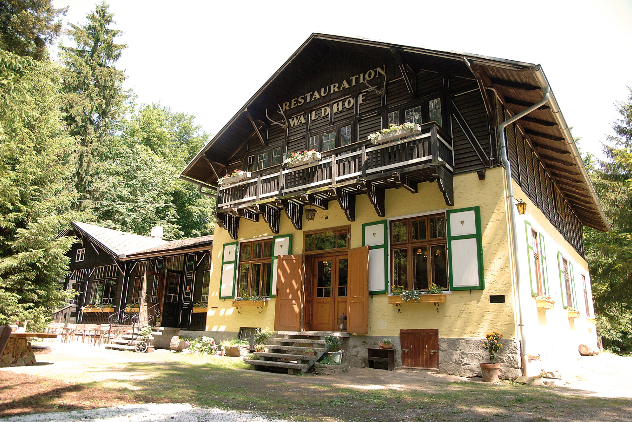 Restaurant Der Waldhof in 3400 Maria Gugging - Falstaff