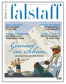 Falstaff Magazin 08/2010