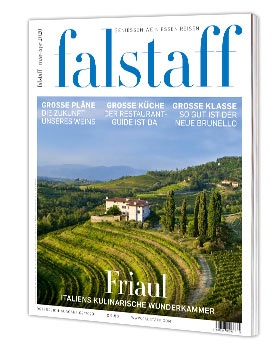 Cover Falstaff Magazin 02/2020
