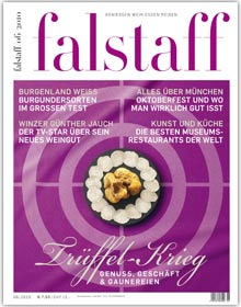 Falstaff Magazin Nr. 06/2010